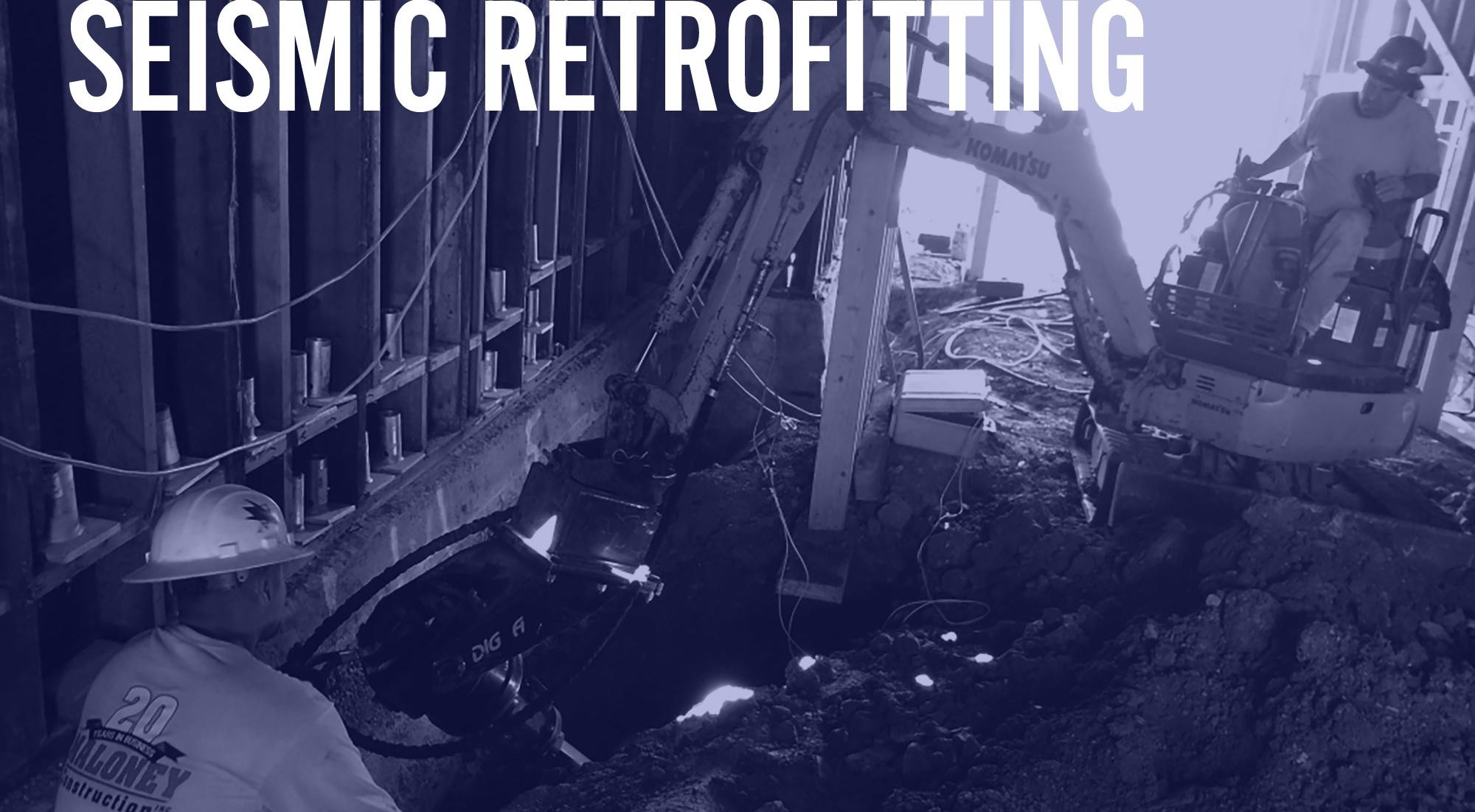 seismic retrofitting